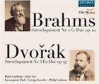 Brahms: Streichquintett Nr. 2 G-Dur, Op. 111; Dvorák: Streichquintett Nr. 3 Es-Dur, Op. 97 (2015)
