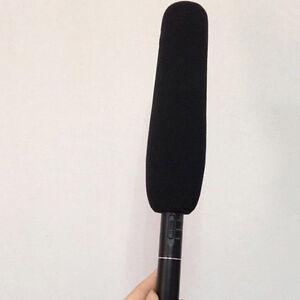 12cm-Mic-Foto-Schaum-Schwamm-Windschutzscheibe-Shotgun-Cover-fuer-Mikrofon