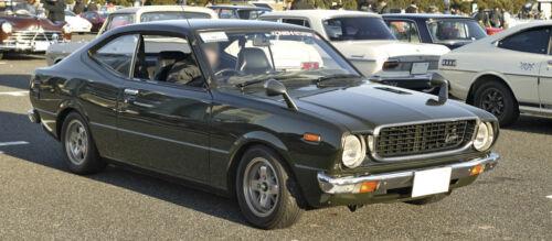 TOYOTA COROLLA KE35 TE37 2door coupe front windshield weatherstrip rubber seal