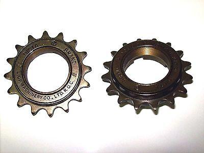 Cassettes, Freewheels & Cogs Alert 1 Freewheel Sprocket Rizel 16 Zähne 1/2 X 1/8 X 16t Bmx Bicycle Components & Parts City Bike & Saxonette