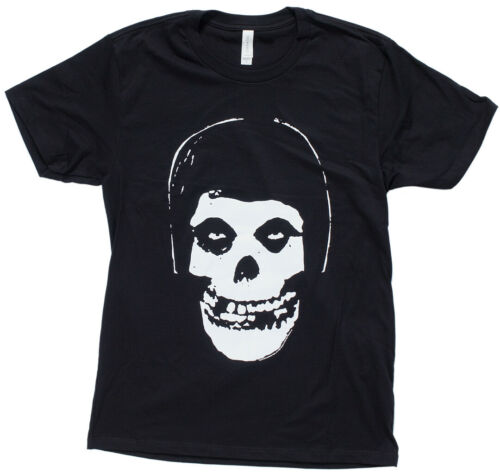 Authentic MISFITS Hooded Fiend Glow In The Dark Slim-Fit T-Shirt S-2XL NEW