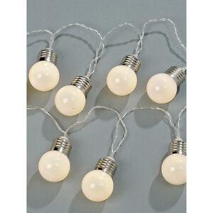 LED-Lichterkette-Gluehbirne-10-Lichter-140cm-Batterie