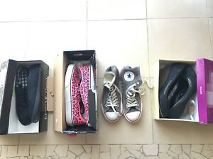 Vans Lot De Converse Chaussure De Lot U8UnOwZd