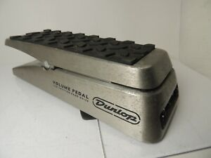 Dunlop DVP1 Low Friction Band Drive Volume Effects Pedal Free USA Ship