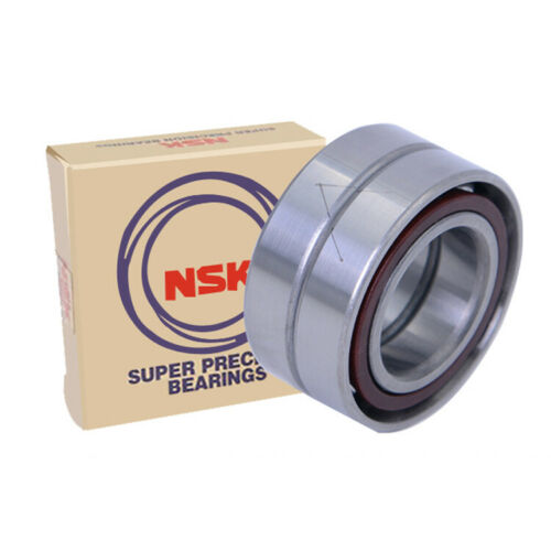 NEW NSK 7207CTYNDBLP4 Abec-7 Super Precision Spindle Bearings.Matched Set of Two