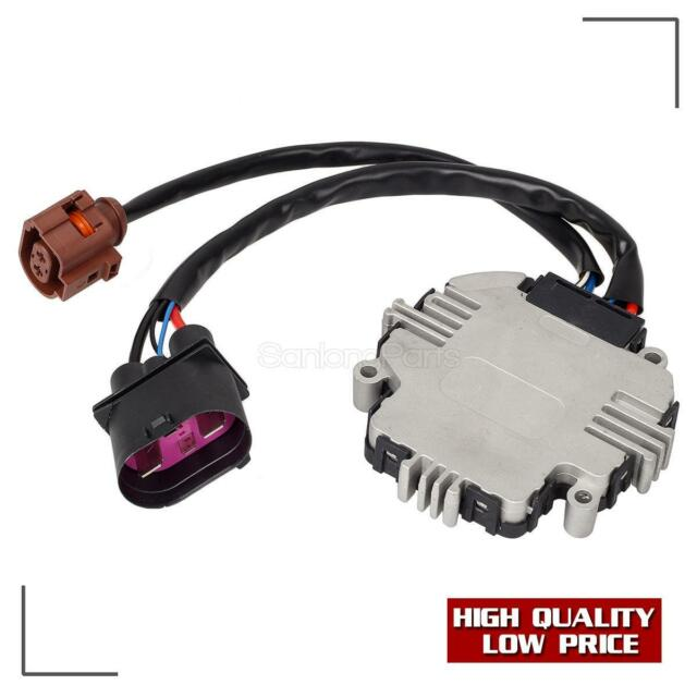 NEW COOLING FAN CONTROL UNIT MODULE RELAY FOR 2006-2013 Audi A3 TT 1TD959455