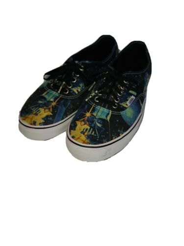 Vans x Star Wars Skate Shoes Classic Vintage A New
