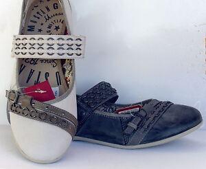Details about Mustang Shoes Ladies' SHOES PUMPS BALLERINAS +++ NEW ++++ show original title