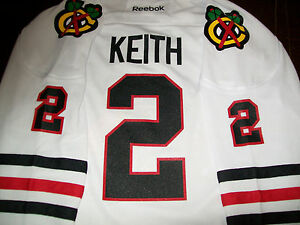 New-w-tags-Chicago-Blackhawks-jersey-Duncan-Keith-youth-BOYS-Large-XL-GIRLm-70