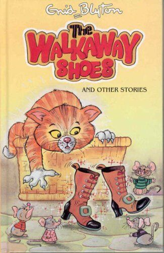 (Very Good)0861639278 The Walkaway Shoes and Other Stories (Enid Blyton's Popula