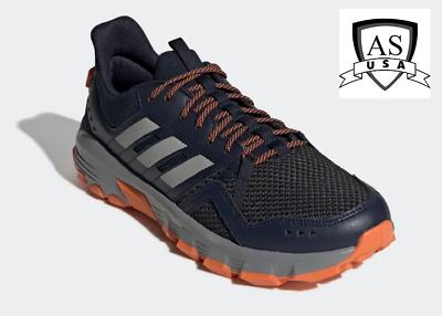 NWT Men/'s Adidas Rockadia Athletic Trail Shoes   BY1791  Bk
