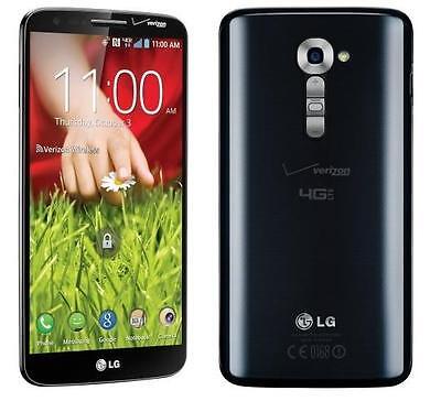 lG G2 VS980 32GB Black P(Verizon) Smartphone Cell Phone Unlocked (Page Plus) P
