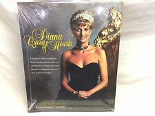 Princess Diana 1998 Limited Edition remembrance Calendar BRAND NEW S#G3