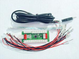 1-Player-Zero-Delay-4-In-1-USB-PC-Encoder-To-PC-Game-Joystick-amp-PS3-Games-JAMMA