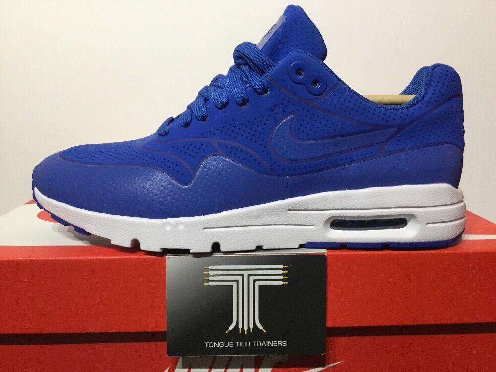 Damenschuhe Nike Air Max 704995 1 Ultra Moire.  704995 Max 400. U.K. Größe 5 6547fd