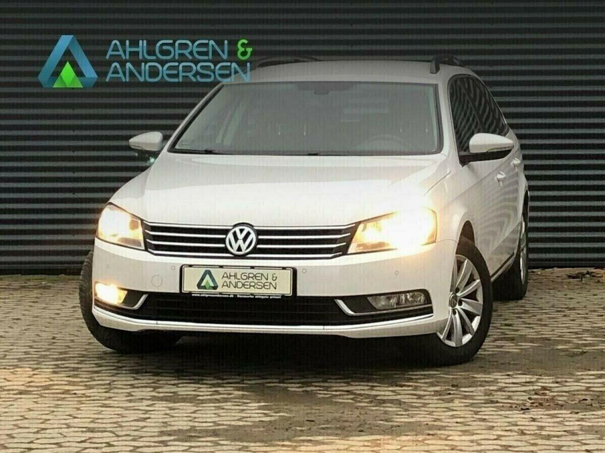 VW Passat 1,6 TDi 105 Comfortl. Vari. BMT 5d