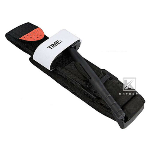 Details about  /KRYDEX CAT Tourniquet with Elastic Holder Fastener Patch Panel Holder Multicam