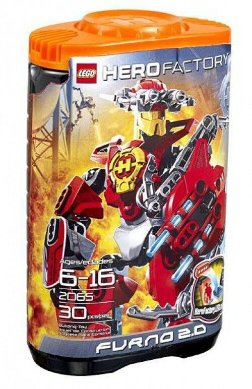 LEGO Hero Factory Furno 2.0 Set