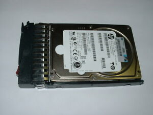 HP-507284-001-300GB-6G-DP-10K-2-5-034-SAS-Hard-Drive-with-Tray