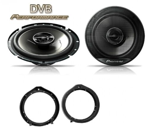 Honda Civic 2006-2012 Pioneer 17cm De Puerta Frontal Altavoz Upgrade Kit 240 W