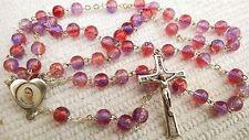 Medjugorje Rosary Catholic Glass Rosaries from Medjugorje + GIFT BAG 20 inc