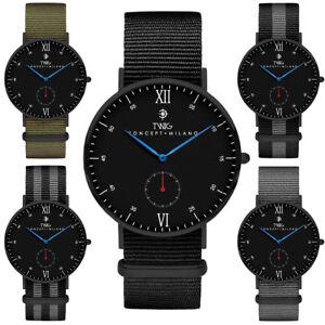 Reloj-hombre-mujer-TWIG-KIPLING-Limited-clasico-militar-minimal