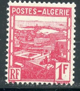 Topical Stamps Painstaking Timbre Algerie Neuf N° 165 ** Vue D'alger Architecture