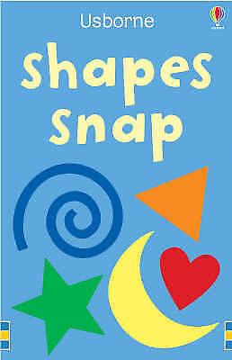 Tener Una Mente Inquisitiva Shapes Snap Cards, Hardcover, Isbn 0746095767, Isbn-13 9780746095768
