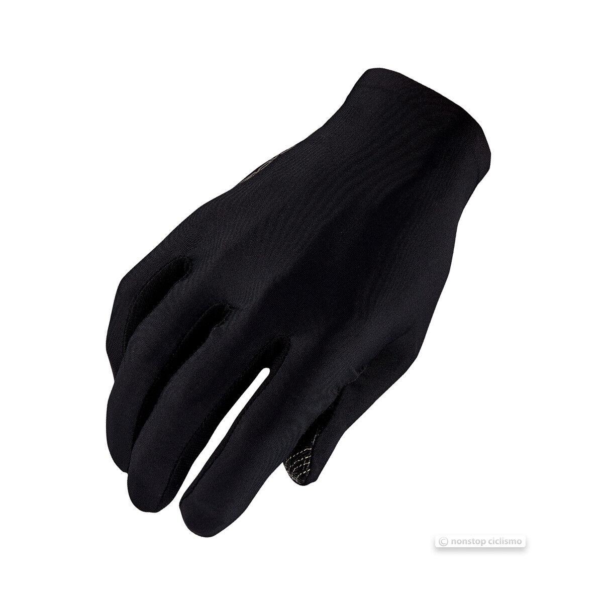 Supacaz supag largos dedos Completos Guantes de ciclismo  negroOUT   mejor precio