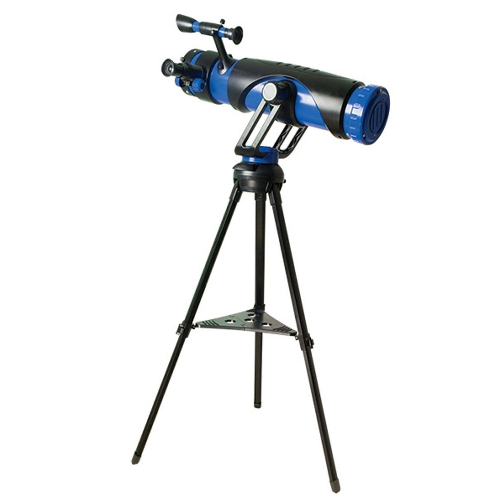 Spiegelteleskop Reflektorteleskop Astro-Nova 700/102mm Teleskop 525f. Vergrößeru