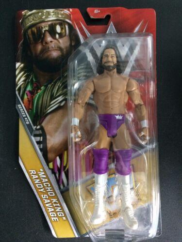 WWE Mattel Macho Man Randy Savage Series 76 Basic Figure
