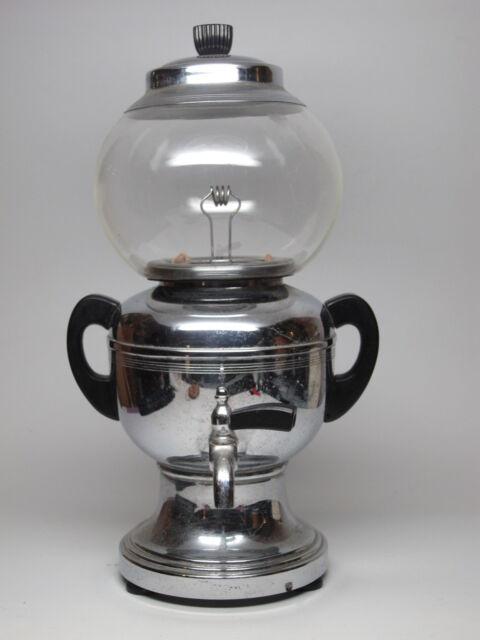 Antique Farberware Coffee Robot 510 Automatic Vacuum Coffee Maker