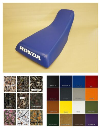 ST HONDA TRX200SX Seat Cover 1986 1987 1988  in ROYAL BLUE or 25 COLORS