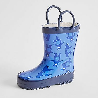 NEW Carter Infant Bear Rainboots Kids