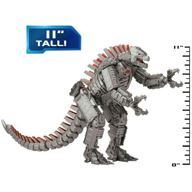 Godzilla vs Kong Mechagodzilla Battle Damage Reveal Playmates Toy IN HAND!!!!!!!
