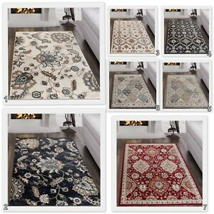 New-Large-Traditional-Rug-Extra-Large-Small-Area-Rugs-Floor-Mat-Durable-Carpet