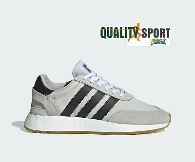 Adidas 2020 Iniki Runner Bianco Pearl Grigio Core Nero