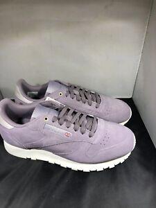 Reebok Mens Classic paris chalk tennis shoes size 9   cm9609 ( Gr67 ... bf9f7e17b8
