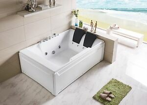 Image Is Loading Empava 72 034 Luxury 2 Person SPA Tub
