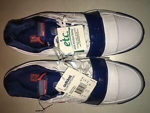NEW Adidas TS Lightswitch Gil Men's Athletic Shoes Blue/Orange/White # 061790