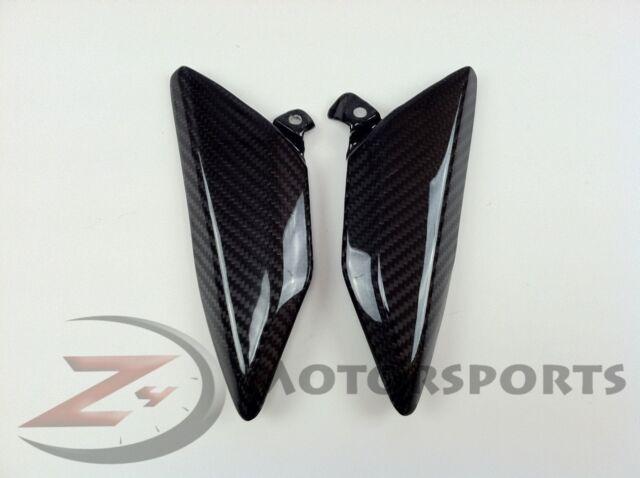 2003-2016 Honda CBR600RR Carbon Fiber Heel Guards