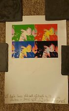 Very Rare Pete Doherty print 1of1 Peter Libertines Babyshambles