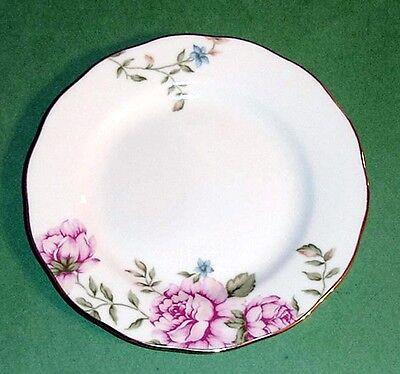Royal Albert English Rose Bread & Butter Plate New