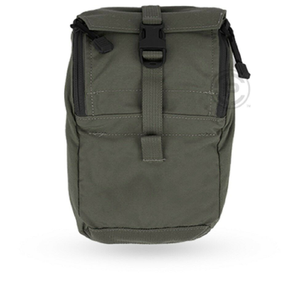 Crye Precision - General Purpose GP Utility Pouch  9  x 7  x 3  - Ranger Green