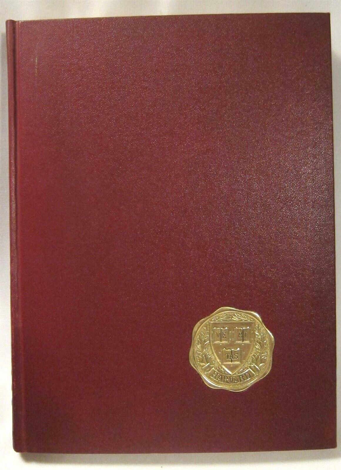 Harvard Law School Yearbook ~ 1966 5