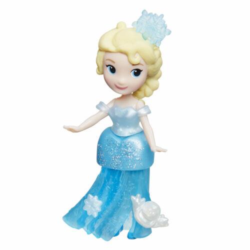 "Disney Frozen Little Kingdom 3/"" Dolls Choose from Anna, Elsa, Kristoff /& Olaf"