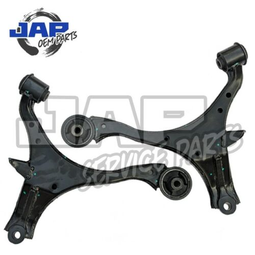 FRONT SUSPENSION LOWER ARM WISHBONE SET FITS HONDA CIVIC TYPE R EP3 01-06 K20A