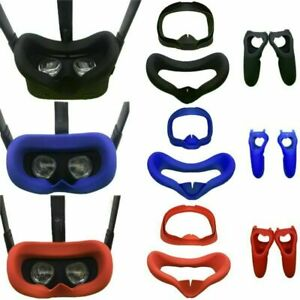 For-Oculus-Quest-Virtual-Reality-VR-Eye-Mask-Face-Cover-Handle-Controller-Case
