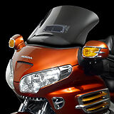 GOLDWING GL1800 V-Stream Windshield (T55-2146) MADE BY NATIONAL CYCLE