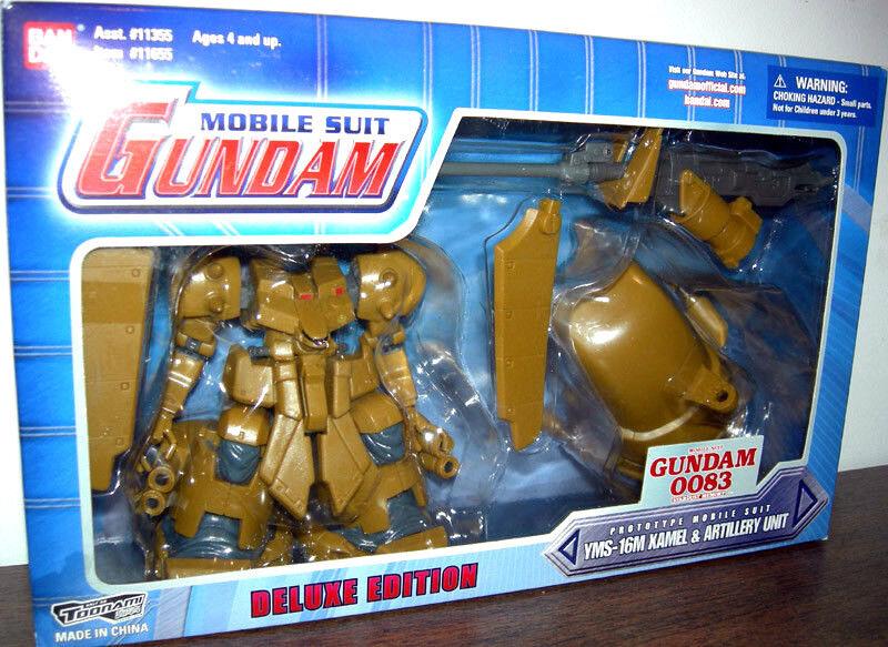 USA MSIA bilen Suit in Action Gundam 0083 stjärnadust Memory YMS -16M Xamel Figur